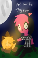 artist:themightymightysniff cherry game:animal_crossing streamer:vinny // 320x480 // 40.3KB
