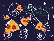 alien brb game:everything pizza space streamer:vinny // 2048x1536 // 373.0KB