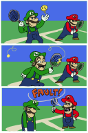 artist:alsatiable corruptions game:mario_tennis streamer:vinny vinesauce // 864x1296 // 173.7KB