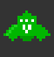 alien aliens animated_gif animation pixel_art ufo vinesauce // 62x65 // 2.1KB