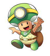 captain_toad game:captain_toad_treasure_tracker streamer:vinny toad vinesauce vinetoad // 946x1048 // 385.8KB