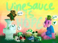 Vinesauce_is_Hope_2017 artist:Striped_Alien_Ghost charity_stream_2017 streamer:darren streamer:dorb streamer:fred streamer:hootey streamer:imakuni streamer:joel streamer:ky streamer:limes streamer:revscarecrow streamer:umjammerjenny streamer:vinny // 1024x768 // 931.1KB