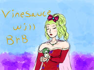 artist:sweetscribs brb game:final_fantasy_vi streamer:vinny terra_branford vineshroom // 1600x1200 // 2.4MB