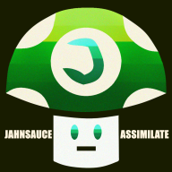 assimilate game:tomodachi_life jahn jahnsauce streamer:vinny // 900x900 // 1.1MB