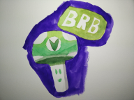 artist:ironwaffled brb paint streamer:vinny // 2080x1560 // 439.3KB