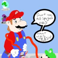 Game:Kingsway Iron_Stomach artist:JustJedi hotel_mario shitpost streamer:vinny // 1000x1000 // 238.4KB
