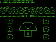 animated artist:MrFastZombie ascii brb streamer:vinny vineshroom // 640x480 // 4.7MB