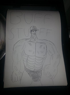 buff buff_stuff game:muscle_march streamer:vinny that_charmander(artist) // 491x655 // 22.9KB
