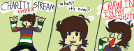 artist:iggysama charity_stream comic // 900x350 // 196.9KB