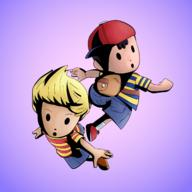 artist:sophinox game:earthbound game:mother_3 lucas ness streamer:vinny // 1500x1500 // 742.5KB