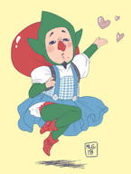 artist:Midorilied game:ripened_tingle's_balloon_trip_of_love streamer:vinny tingle // 1893x2500 // 365.5KB