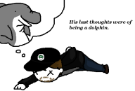 artist:mippphettimus dolphin game:grand_theft_auto_v streamer:vinny vinesauce // 540x367 // 13.0KB