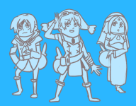 aika artist:tittyfish game:skies_of_arcadia streamer:vinny vyse // 1168x914 // 579.1KB