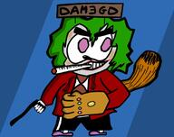 Thanos artist:harryciphers game:draw_your_own_adventure garfield joker sonic streamer:joel what_a_mess // 823x653 // 86.1KB