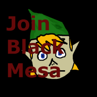 black_mesa game:glitch-life // 500x500 // 14.2KB