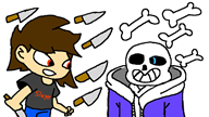 artist:thesupersonicfan112 game:undertale genocide_run sans streamer:joel // 1280x720 // 321.7KB