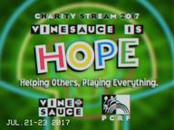 Cartoon_Cartoon Cartoon_Network Vinesauce_is_Hope_2017 artist:primalscreenguy charity_stream_2017 pcrf streamer:vinny vhs // 1249x935 // 628.0KB
