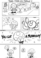 artist:honeybits comic mario_party streamer:vinny toad // 716x1011 // 285.1KB