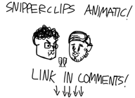 animatic artist:salmiakki game:snipperclips m6000w mike streamer:vinny vinesauce vinesauce_animated // 807x590 // 122.8KB