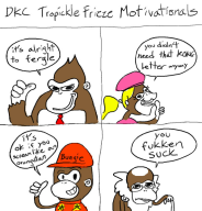 artist:breadotop donkey_kong_country game:donkey_kong_country_tropical_freeze kong streamer:vinny // 600x625 // 84.4KB
