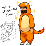artist:medamaudee charmander game:star_wars kinect streamer:fred // 1623x1607 // 437.6KB