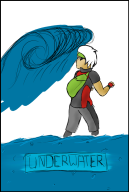 artist:thepickleavenger corruptions game:pokemon_emerald pokemon streamer:vinny // 676x1000 // 267.2KB