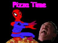AWFUL artist:bunghole meme pasta pizza pizza_time pizzatime spiderman streamer:vinny // 640x480 // 306.1KB