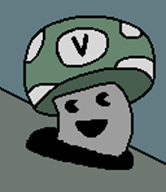artist:jake_the_shrimp streamer:vinny vinesauce vineshroom // 128x148 // 1.6KB