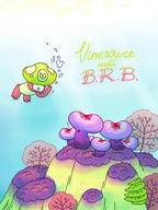 artist:Artyeest brb game:subnautica streamer:vinny vineshroom // 1256x1674 // 2.1MB