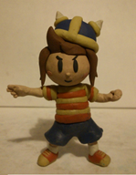 artist:smash3dsplayer2 clay game:mother_3 lucas streamer:joel // 552x709 // 92.0KB