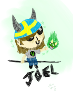 artist:ghosthost40 streamer:joel vinesauce // 1628x2100 // 246.7KB