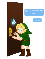 artist:busket game:ocarina_of_time link master_quest streamer:vinny // 700x906 // 120.2KB