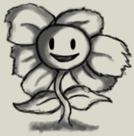 flowey game:undertale streamer:joel // 800x817 // 1.7MB