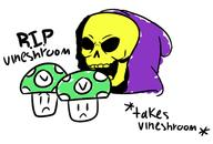 artist:the_fruit_rage game:ermii_kart mario_kart skeletor streamer:vinny vineshroom // 369x249 // 36.2KB