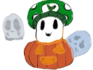 artist:foxmystery pumpkin stream vineshroom // 800x600 // 57.1KB