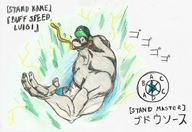 buff_stuff jojo's_bizarre_adventure speed_luigi streamer:vinny vinesauce // 1000x688 // 637.1KB