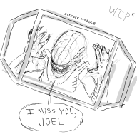 alien artist:thecake64 game:alien:_isolation streamer:joel // 2000x2000 // 417.7KB