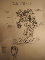 artist:jetrixwolf drawing game:tomodachi_life jahn jahns mech robot streamer:vinny // 975x1300 // 586.8KB