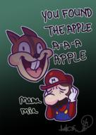 artist:spotulip game:mario's_early_years streamer:joel // 1060x1500 // 1004.3KB