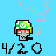 420 streamer:joel vinesauce // 768x768 // 5.2KB