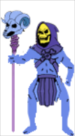animated animated_gif artist:chowder908 skeletor streamer:joel // 82x147 // 10.8KB