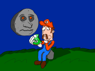 artist:babyboilogey game:majora's_mask sponge streamer:vinny vineshroom // 1280x960 // 122.8KB