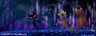 artist:dragon_corrin game:night_in_the_woods streamer:ky // 1200x451 // 593.6KB
