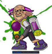 artist:mathsikins danny_devito game:splatoon // 526x552 // 156.2KB