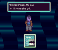 animated battle dink doug game:earthbound mr._dink mr_dink streamer:vinny trippy // 768x672 // 963.1KB