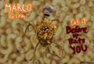 3d artist:BenC_Dev game:carrion marco pasta spaghetti streamer:joel // 1059x720 // 836.7KB