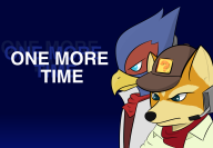 artist:livingtar falco fox mike one_more_time smash_bros streamer:vinny // 2300x1600 // 470.2KB