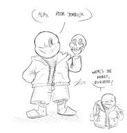 artist:blockmechanics game:undertale sans streamer:joel // 1971x2061 // 830.6KB
