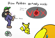 artist:gyroesehni game:pokken_tournament pikachu red_vox streamer:vinny vinesauce vineshroom // 916x648 // 90.6KB