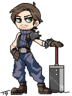 artist:thegats game:final_fantasy_vii pixel_art streamer:vinny vinesauce // 240x320 // 7.4KB